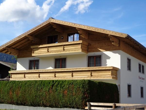 Fassadengestaltung Malerei Muhlbacher St Martin Am Tennengebirge